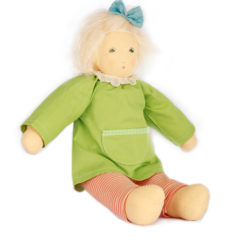 Nanchen Organic Waldorf Doll - Nina - 46cm