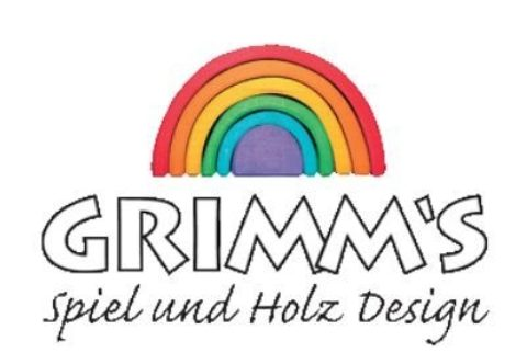 Grimms, Spiel and Holz logo