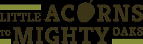 Little Acorns Amber logo