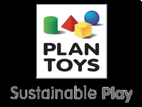 Plan Toys - Bath Range logo