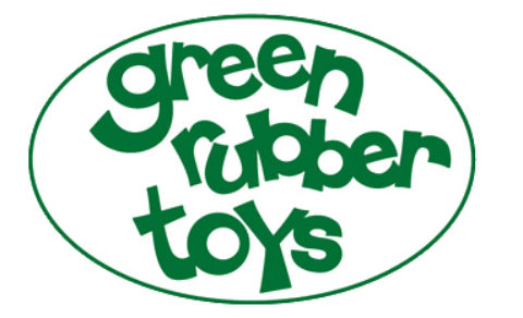 Green Rubber Toys logo