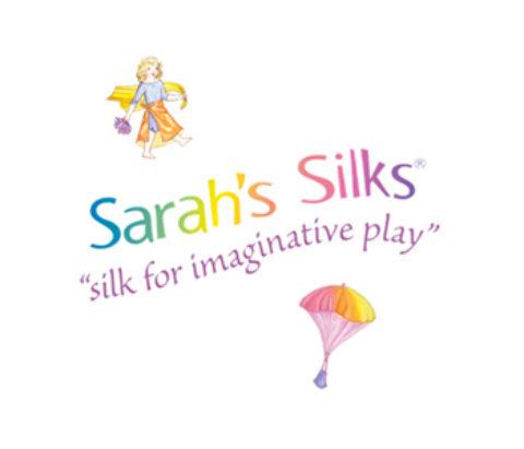 Sarah's Silks logo