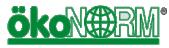 ökoNORM logo logo