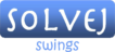 Solvej Swings logo logo