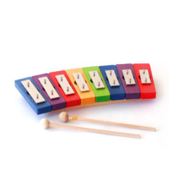 Decor Rainbow Glockenspiel - Pentatonic 8 Tone