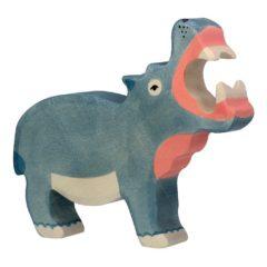 Holztiger Hippo