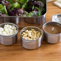 LunchBots Dips Condiment Containers