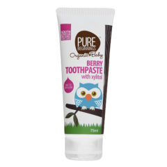 Pure Beginnings Berry Baby Toothpaste