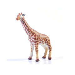 Green Rubber Toys - Natural Rubber Giraffe