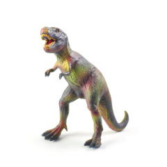 Green Rubber Toys - Natural Rubber Tyranosaurus
