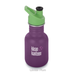 Kid Kanteen 12oz Classic Bottle - Wild Plum