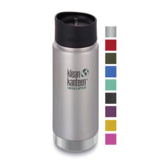 Klean Kanteen 16oz Insulated Wide - 2018 Collection