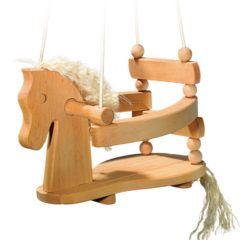 Ostheimer Toddler Horse Swing - 2nd quality